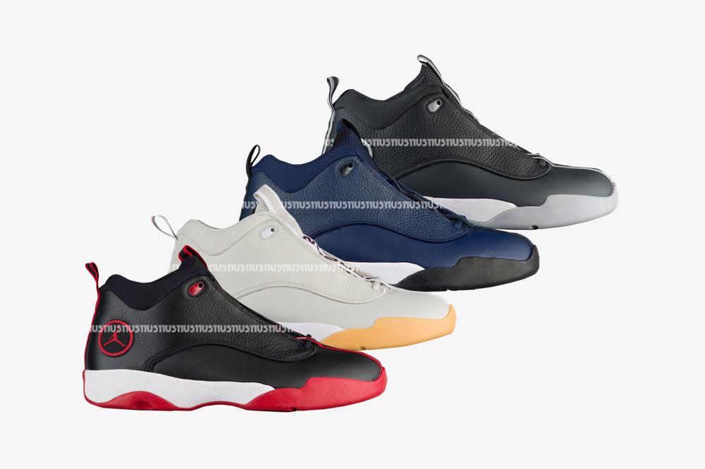 Jordan-Jumpman-Pro-Quick-Retro-2017-Colorways - WearTesters 419d3c670