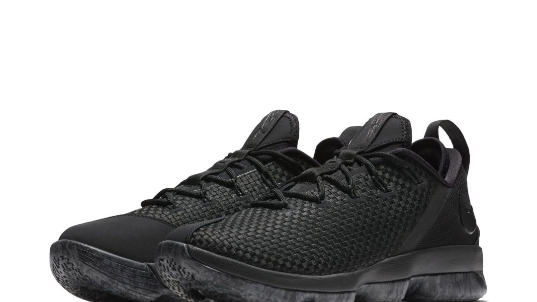 2d3d062eb42 The Nike LeBron 14 Low Debuts in July - WearTesters