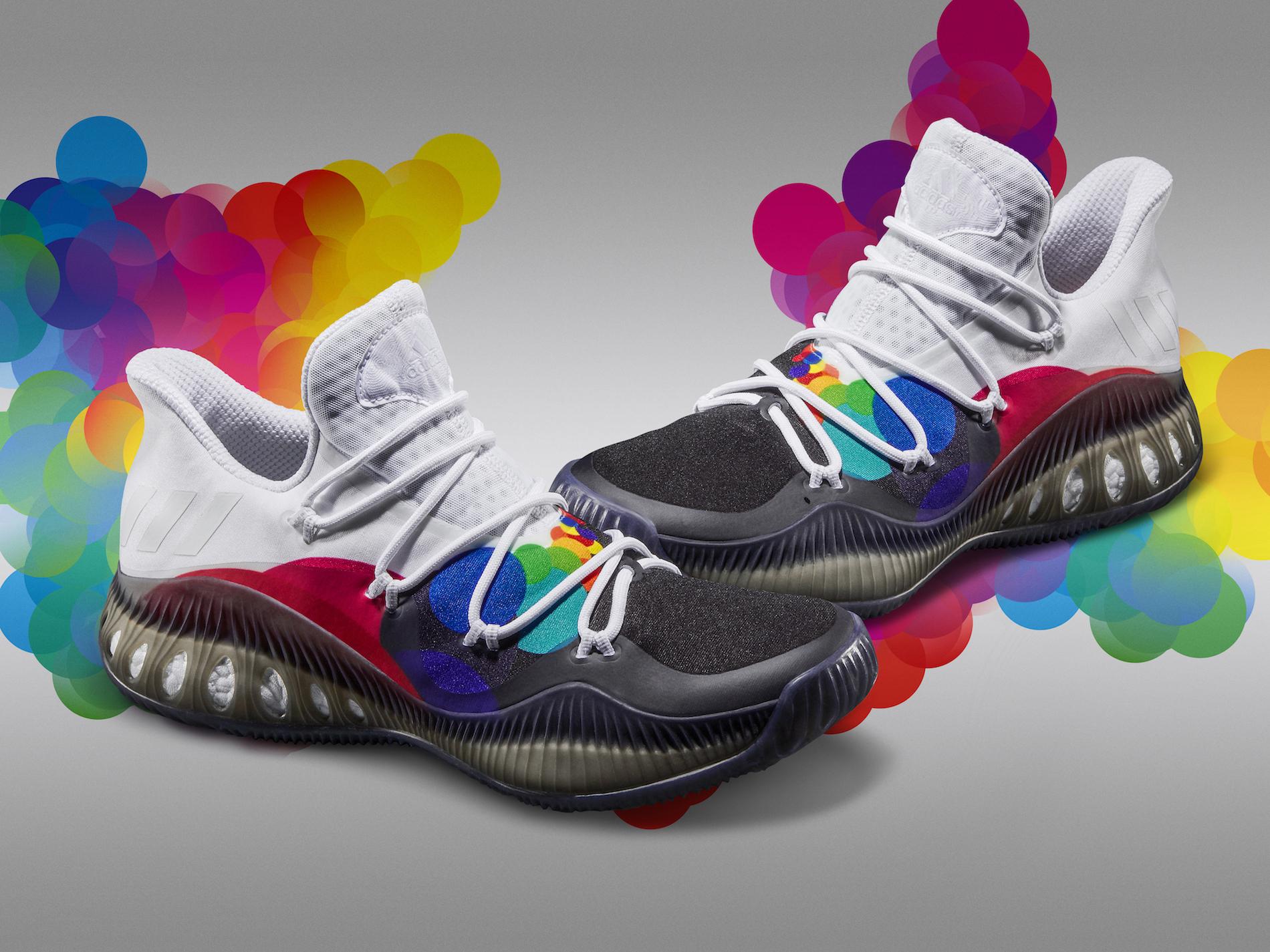 adidas Crazy Explosive Low Trainers Zapatillas Deportivas para Interior para Hombre