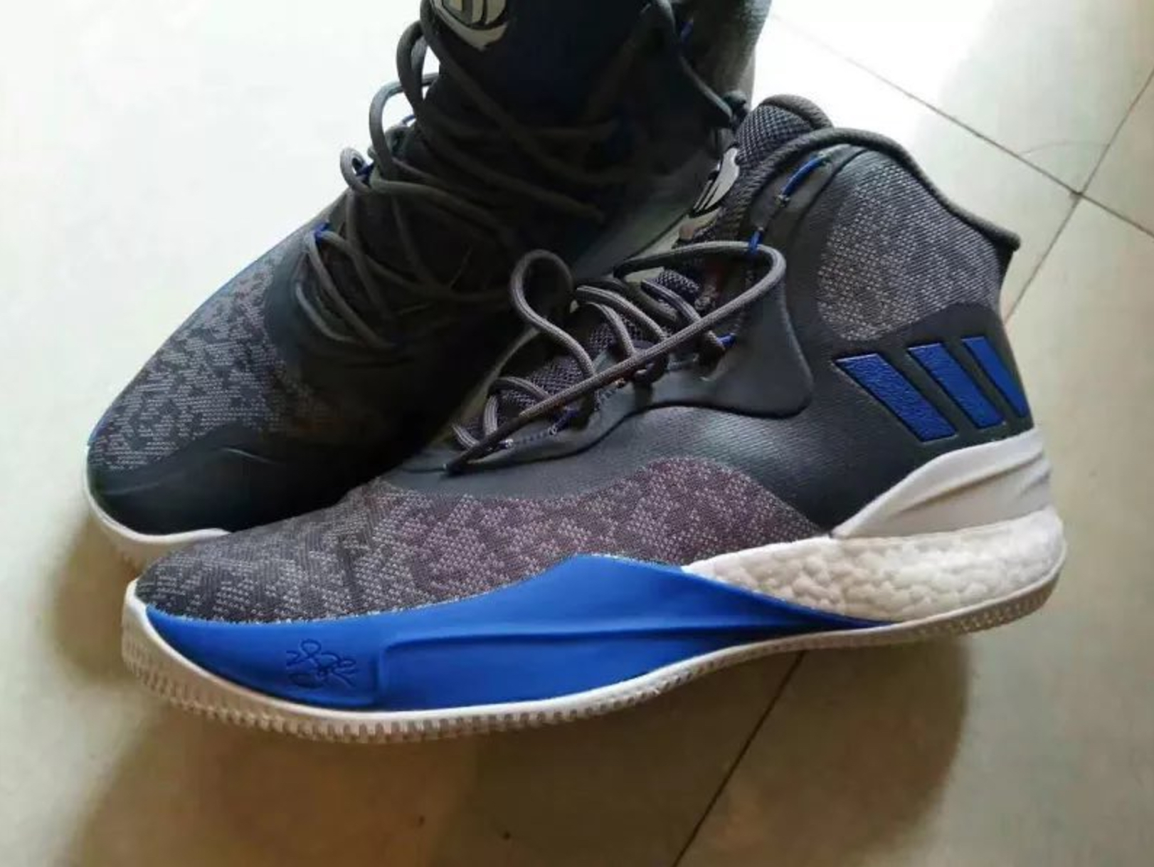 822c82caf662 What Could Be the adidas D Rose 8 Surfaces Online - WearTesters