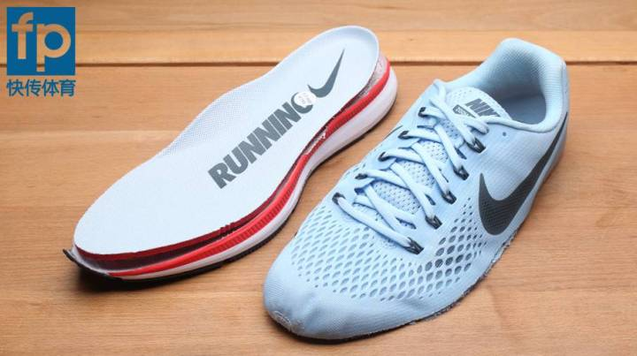 huge selection of 7fc2e 3c698 Nike Air Zoom Pegasus 34 Deconstructed 108