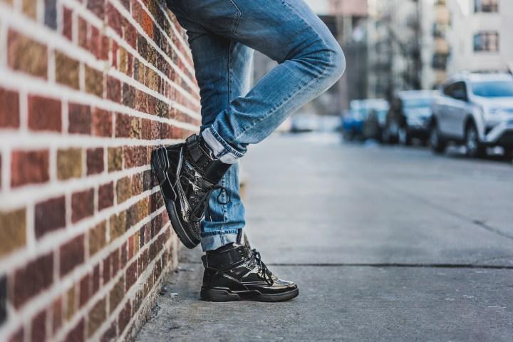 Privilege New York Ewing 33 Hi patent leather 4