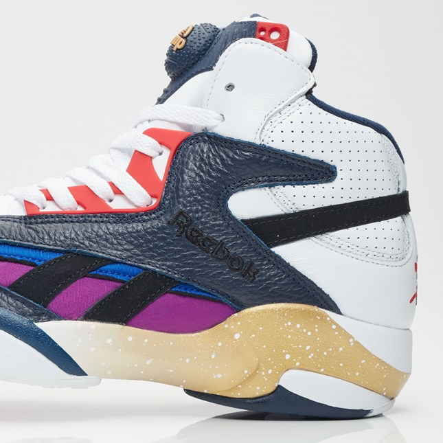 19821e60ae34fd The Latest Reebok Shaq Attaq Takes Shots at Nike - WearTesters