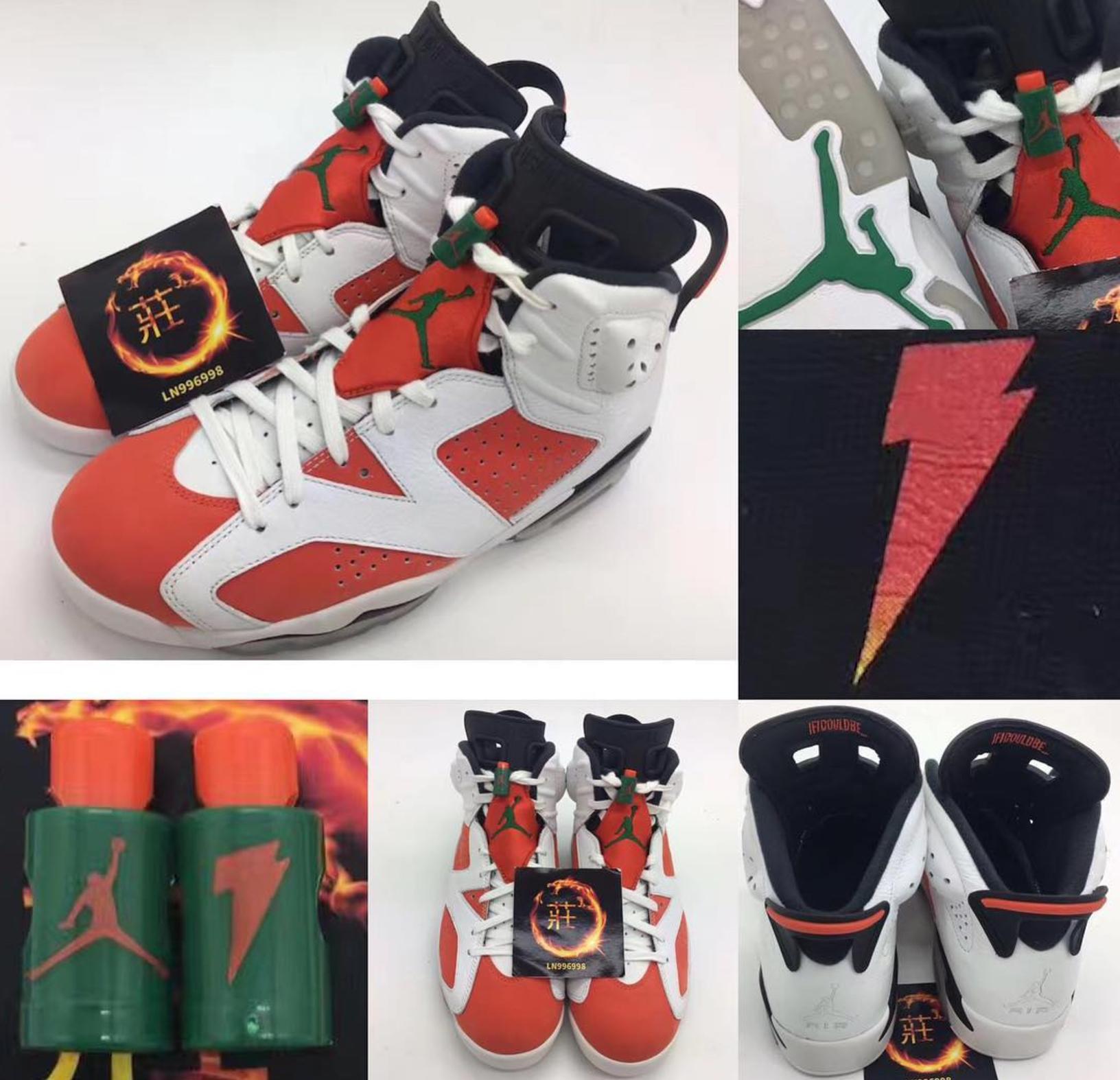 b19e37fd410469 Upcoming Air Jordan Retro 6  Gatorade  3 - WearTesters