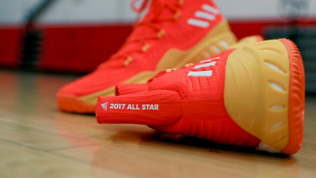 on sale 95057 54297 adidas Crazy Explosive 17 Candace Parker All-Star PE 5