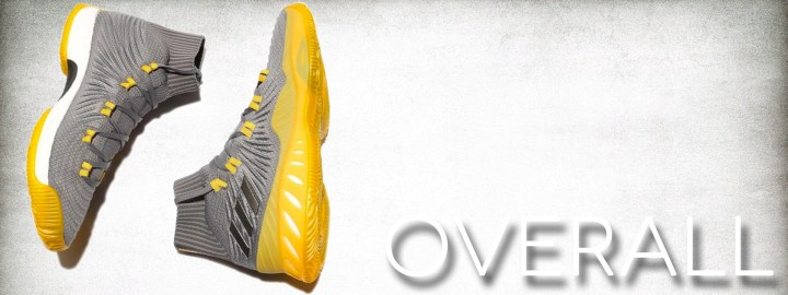 adidas crazy explosive 2017 primeknit performance review overall