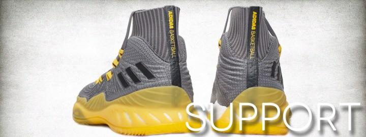 adidas crazy explosive 2017 primeknit performance review support d9c3f28035