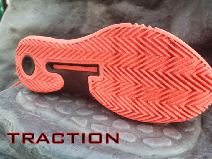 under armour drive 4 performance review traction