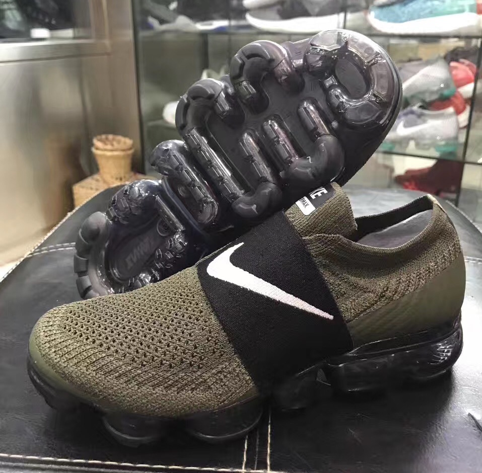 cf090fc6f4 nike air vapormax laceless olive 1 - WearTesters