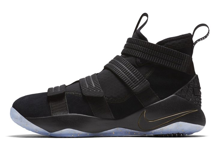 9734a46c5d1 This Finals PE of the Nike LeBron Soldier 11 Looks Very Familiar ...