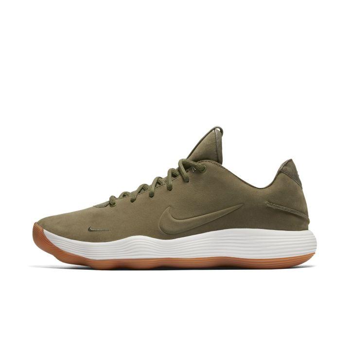 e74e9b01ca5b A Detailed Look at the Premium  Khaki  Nike React Hyperdunk 2017 Low ...