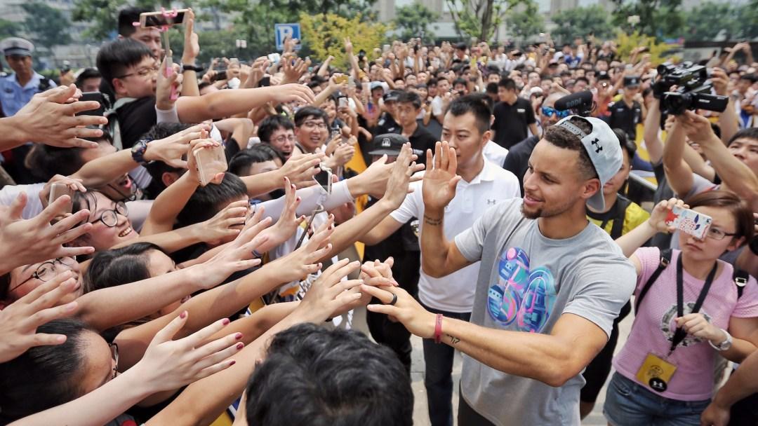 under armour stephen curry 2017 asia tour hangzhou 3