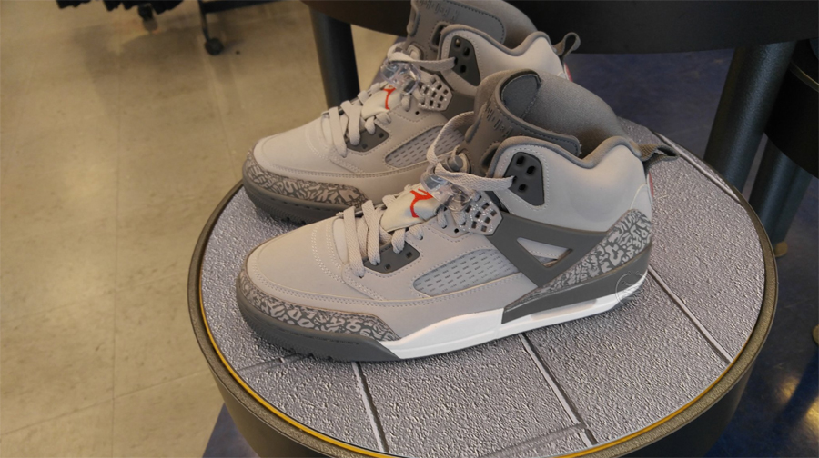 online store 56bd1 637c5 The Jordan Spizike is Now Available in Cool Grey - WearTesters