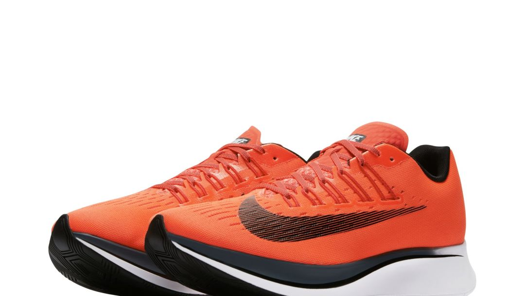3c0cfd0247d3 The Nike Zoom Fly Gets a New Crimson Colorway - WearTesters