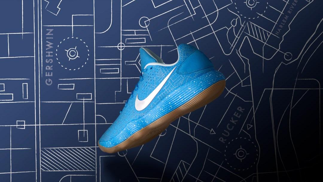 buy popular a71ac 06aaf Release Details  Nike Hyperdunk 2017 Low  New York vs. New York ...