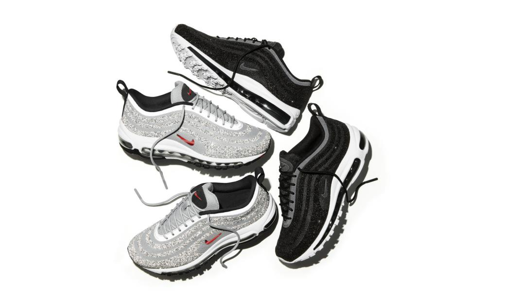 Is the Nike Air Max 97 LX  Swarovski  a Wedding Ring Replacement ... 9d2d01d6a8
