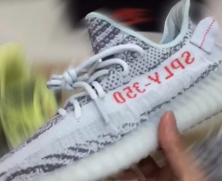 629889d3d Images of the adidas Yeezy Boost 350 V2  Blue Tint  and  Semi-Frozen ...