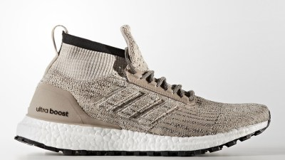 96e3058182a66 The adidas UltraBoost ATR Mid Releases in Trace Khaki Clear Brown  This Week