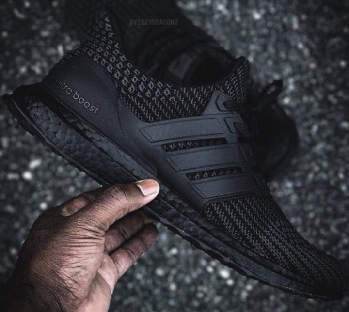 5631ff238 Images of the adidas UltraBoost 4.0 'Triple Black' Appears - WearTesters