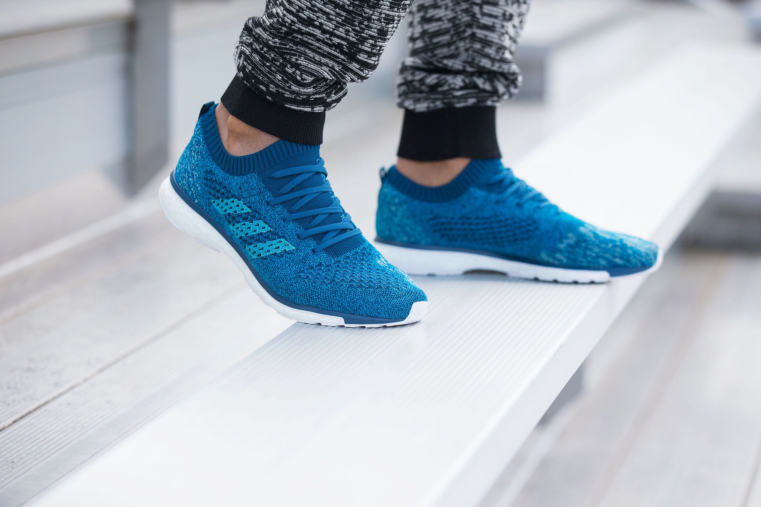 timeless design 4572f aeecb adidas adizero prime parley for the oceans On-foot
