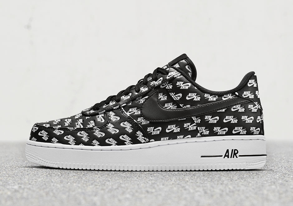 watch 0fd9a e9c94 ... nike air force 1 low logo pack · Kicks Off Court Lifestyle Nike Release  Reminder .