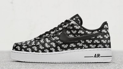 nike air force 1 low logo pack