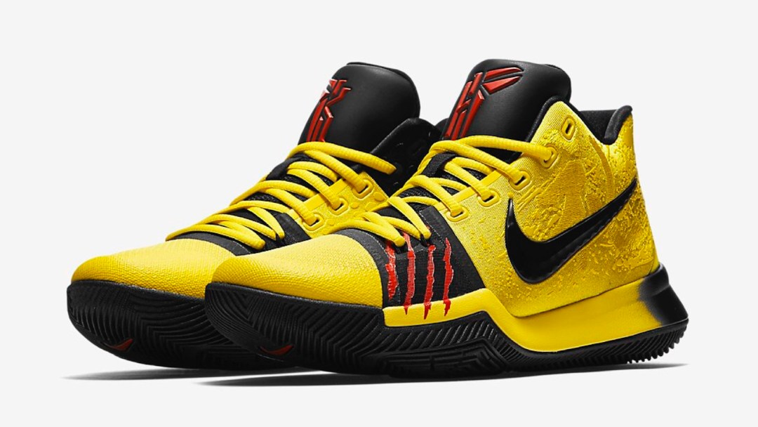 Mamba Mentality  Detailed Look at the Nike Kyrie 3 MM  Bruce Lee ... 868b573a5