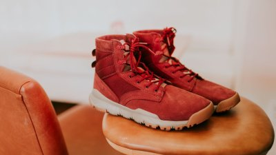 "nike SFB 6"" Boot dark team red 4"