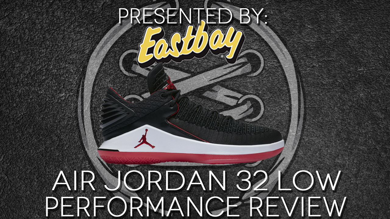 finest selection 9ea51 b07e2 Air Jordan 32 Performance Review - WearTesters