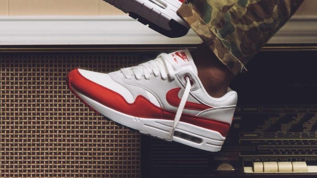 online store 6a72d 61711 Nike Air Max 1 OG Anniversary 2