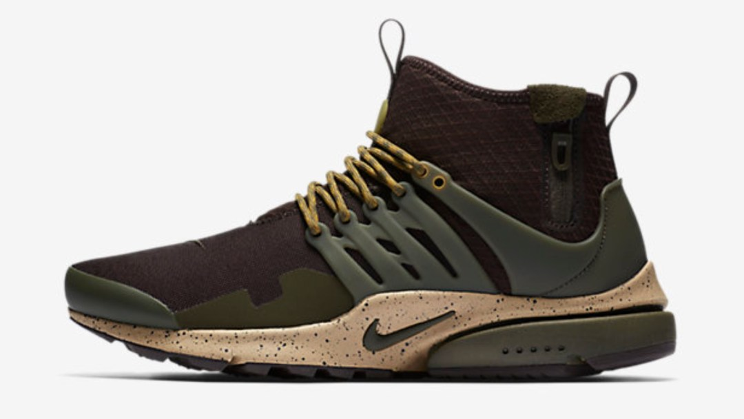 92f6b61ce26f Several Nike Air Presto Mid Utility Builds Drop for Fall
