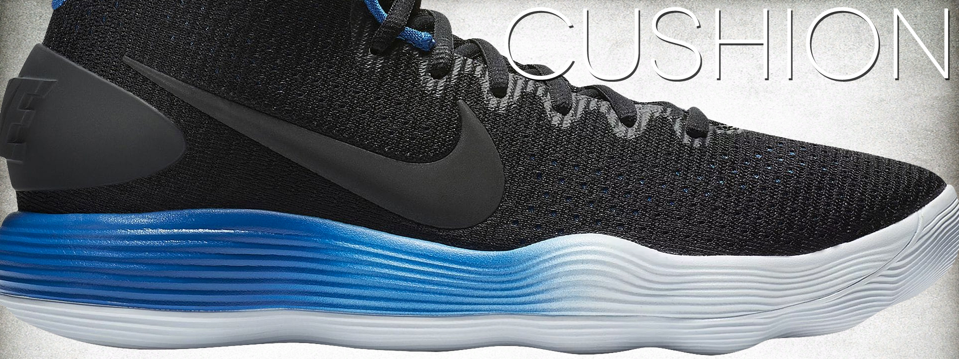 ac61aa218d1a nike hyperdunk 2017 performance review cushion - WearTesters