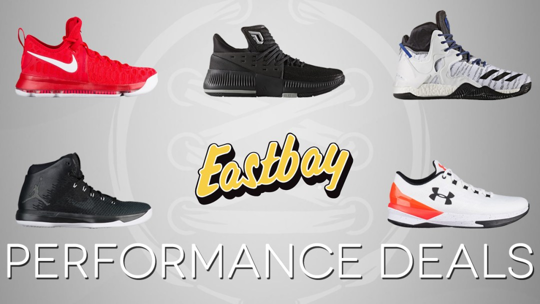 520f3c151c3 Performance Deals: Extra 25% Off On Basketball Shoes at Eastbay ...