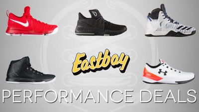 first rate 2d663 07f24 Performance Deals  Extra 25% Off On Basketball Shoes at Eastbay