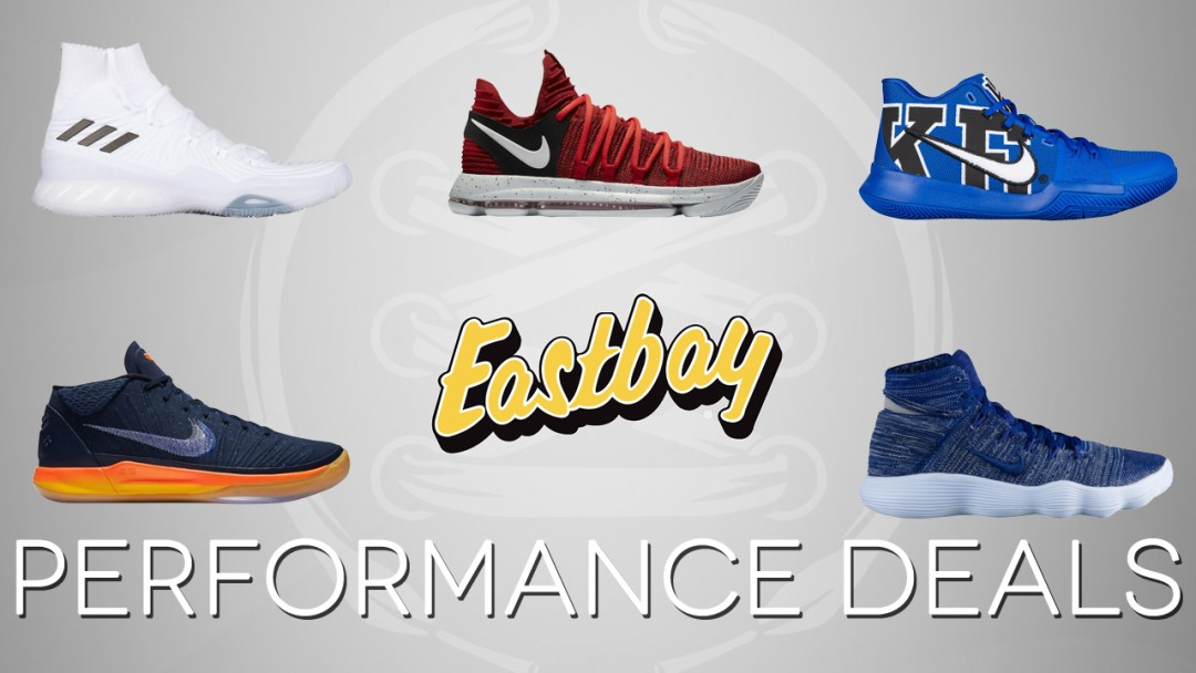 11934d9df Performance Deals: 20% Off Hoops Shoes at Eastbay - WearTesters