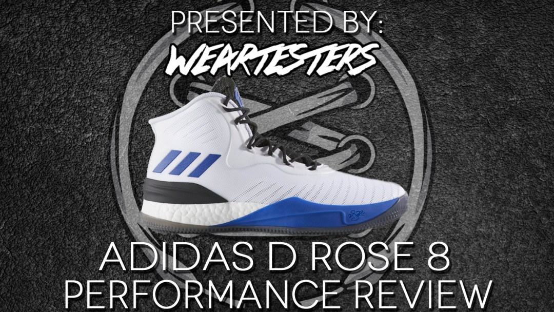 6a778274fed adidas D Rose 8 Performance Review