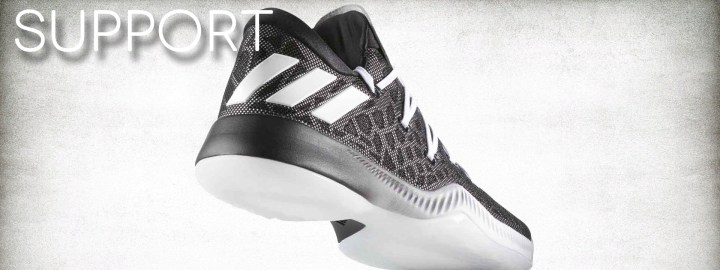 adidas Harden B/E performance review support