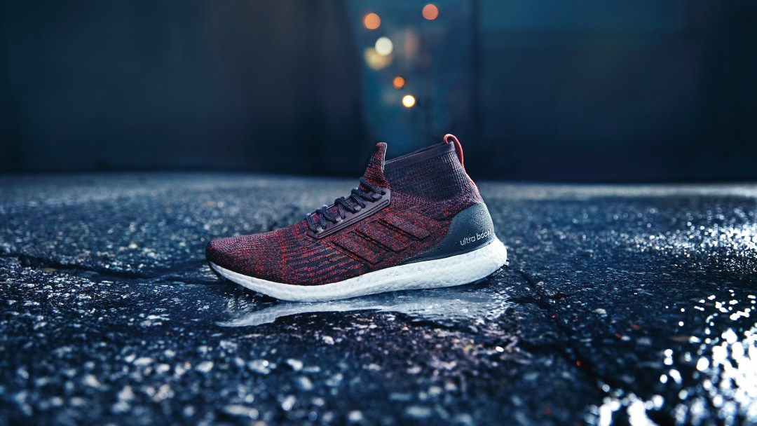1f6fbedea3b adidas Unveils Water-Repellent UltraBoost All Terrain and UltraBoost ...