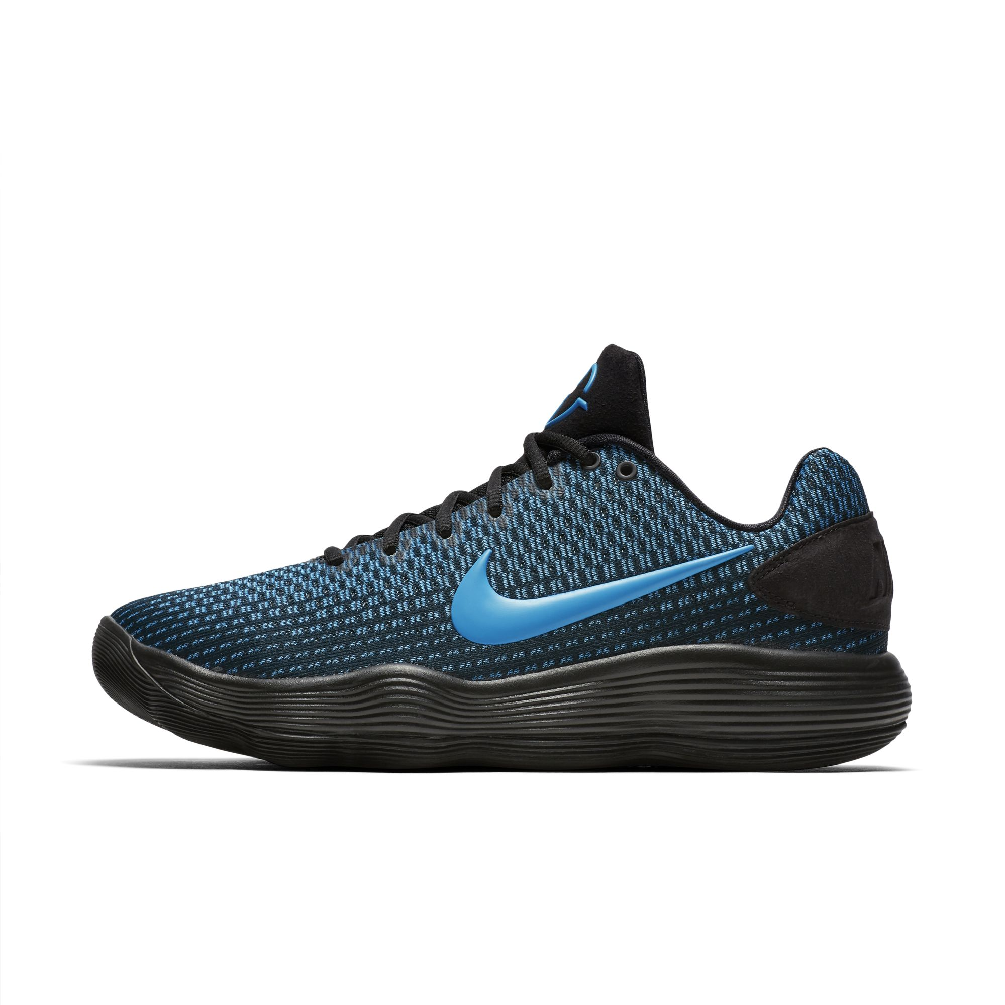 cheap for discount 7d3e7 6a45d ... low cost nike hyperdunk 2017 low black blue 2 1082c faaad