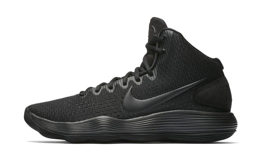 c3b2e764b83 Triple Black Nike Hyperdunk 2017 Mids are Also Coming - WearTesters
