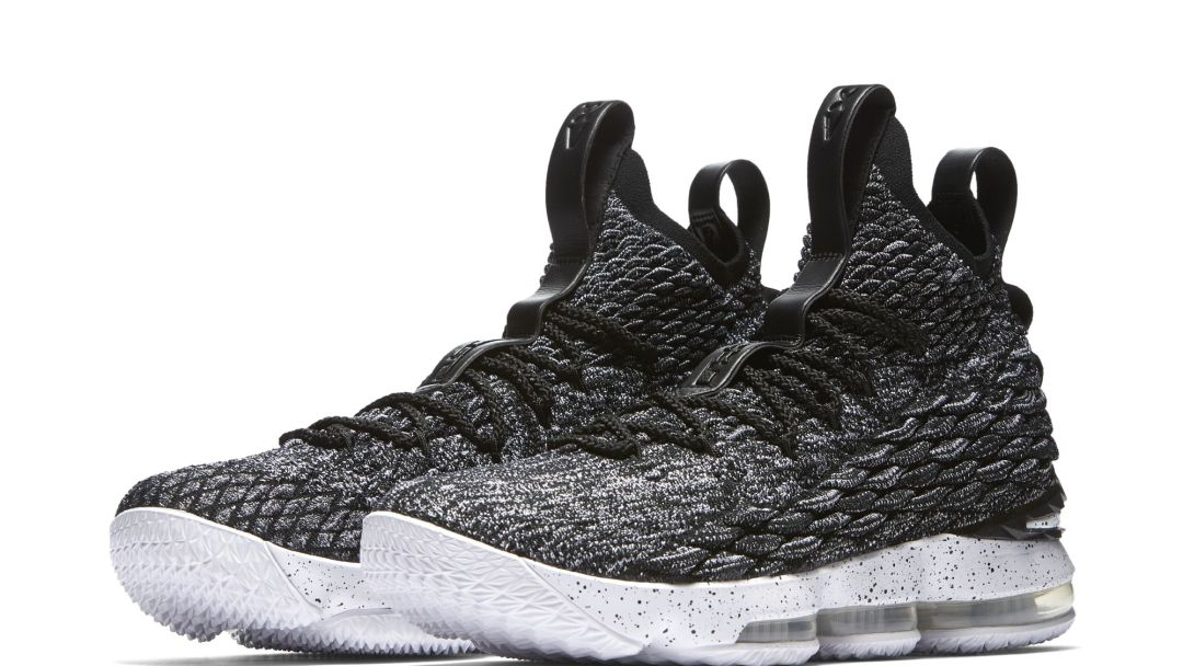 bc06b25035849 Official Images of the Nike LeBron 15  Ashes  - WearTesters