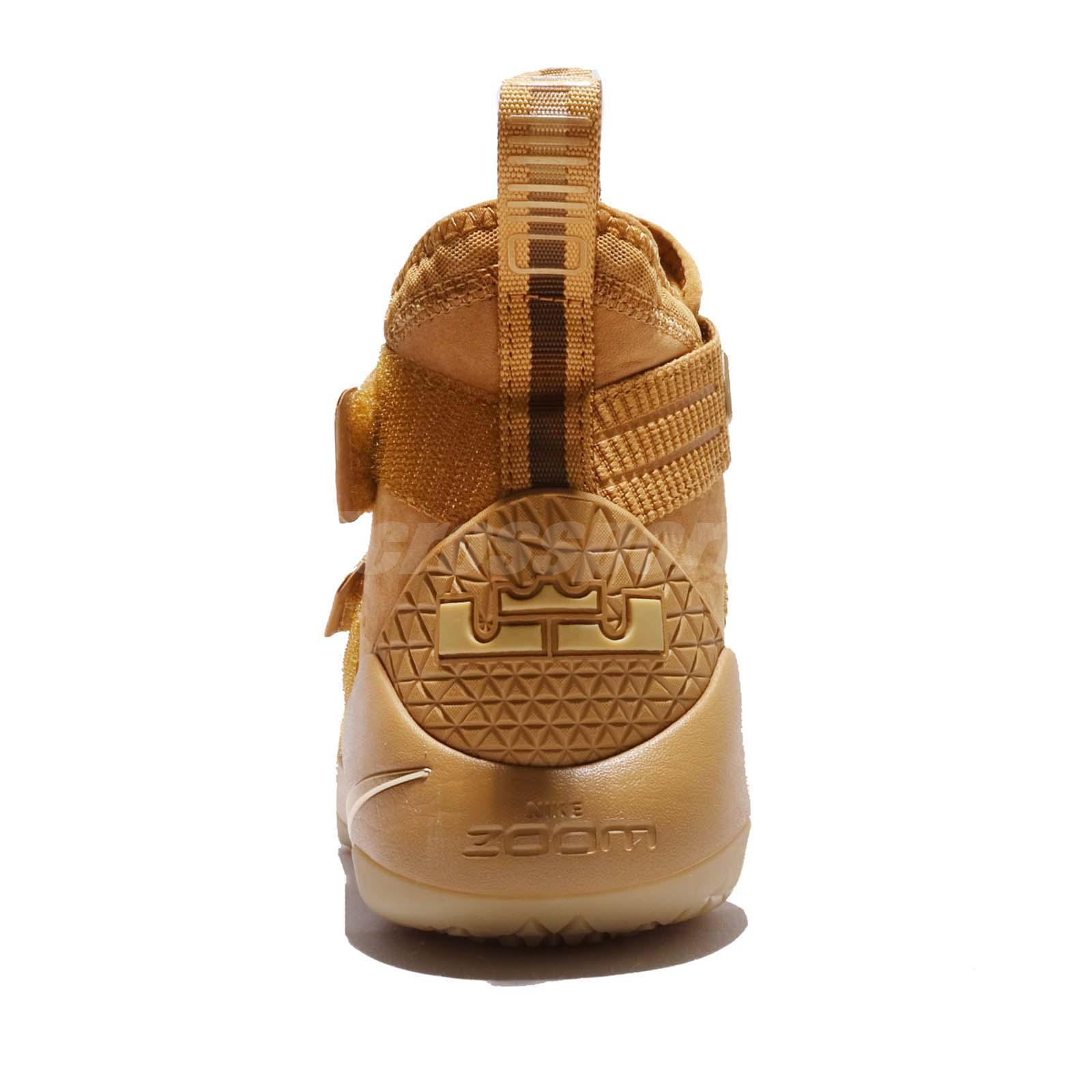 703c0056bef nike lebron soldier 11 sfg wheat gold 4 - WearTesters