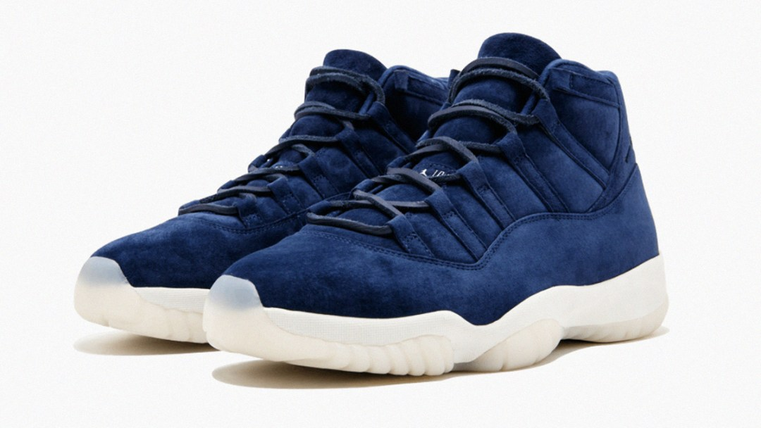 527fb99bcc5 The Air Jordan 11 'Jeter' is Available Now - WearTesters