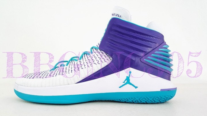 af6ac99cad2 Check out some detailed images of this Charlotte Hornets PE below and let  us know what you think. Would buy a pair if it were to make its way to  retail?