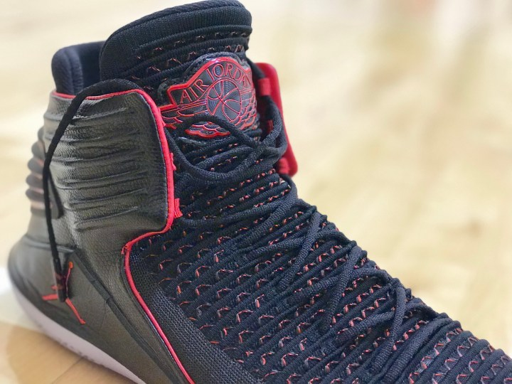 3149a93970f ... lemme tell you something! This is the Fyknit we've all been asking for.  As close as the KD10 was for Flyknit, the Air Jordan 32 advances the  technology.