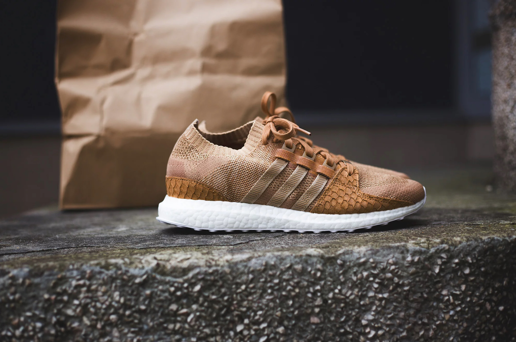 84e018123 ... usa pusha t adidas boost eqt brown paper bag 15 bbfe2 c3024