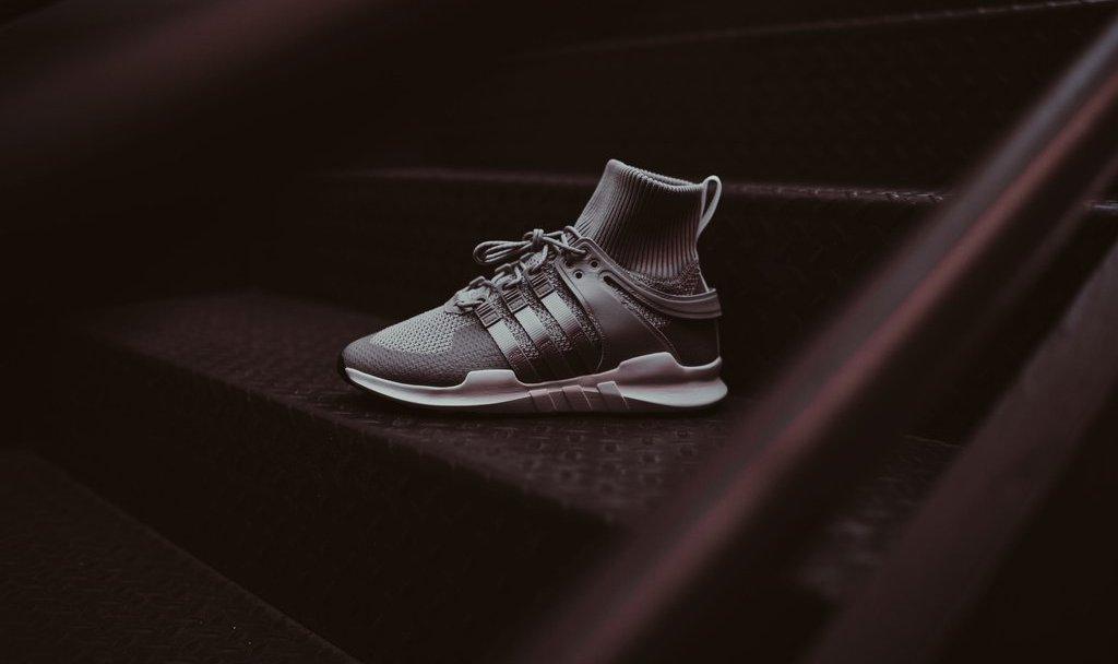 online store c4813 d3137 The adidas EQT Support ADV Winter Drops in Grey Two - WearTe