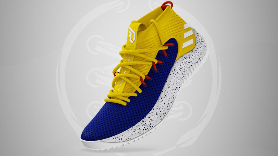 The adidas Dame 4 is Now Available for Customization - WearTesters c5eb0a7a1