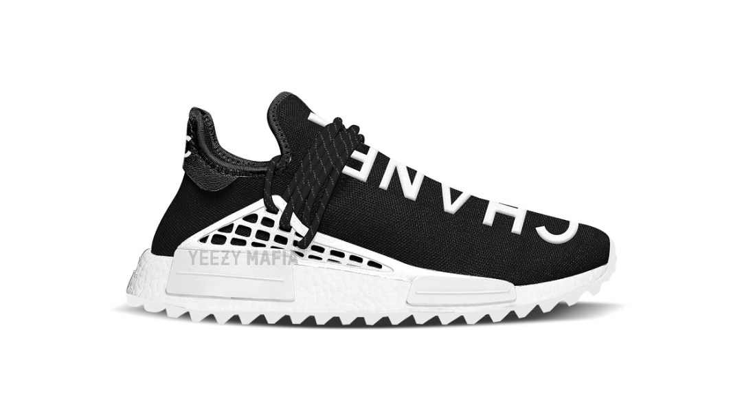 901ae4823 An adidas Originals x CHANEL x Pharrell NMD Hu is Coming Soon ...