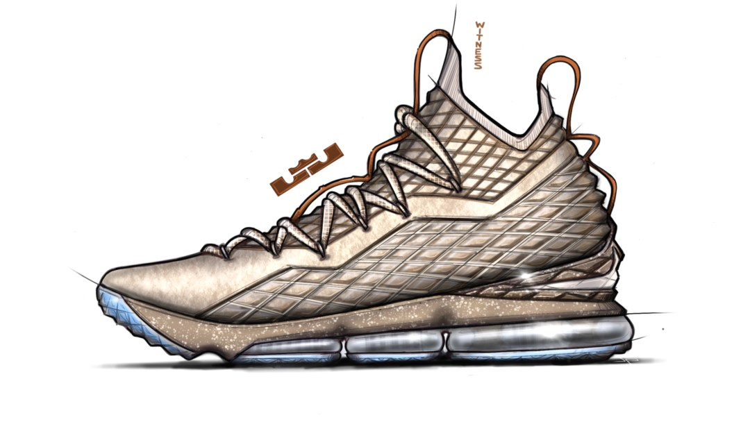 d8a4e8570c8 Jason Petrie Talks Designing the LeBron 15 - WearTesters